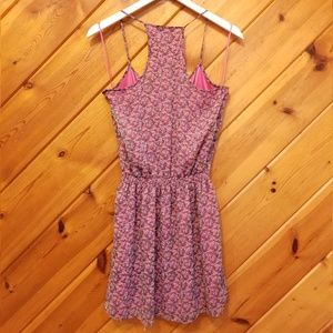 Express Dresses - Express Floral Pink Dress size small